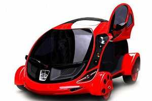 KAWKABA-3000 Eco Concept is Powered with a Rechargeable Electric Battery