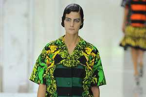 Prada Goes Bananas for Spring Summer 2011