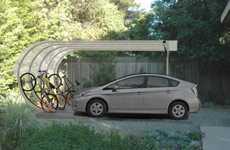 Solar Parking Garages