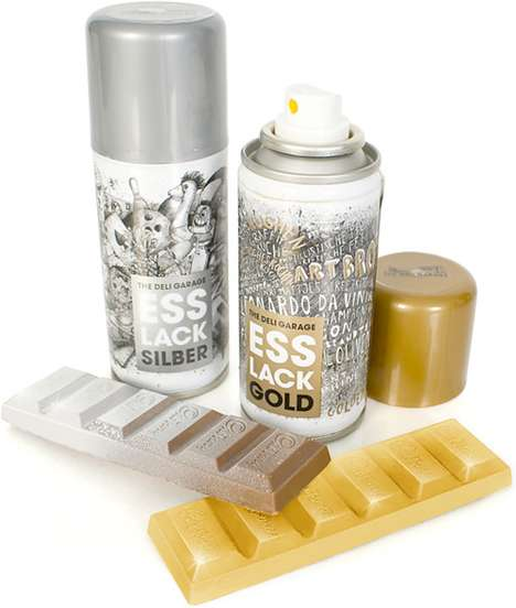 edible bling spray