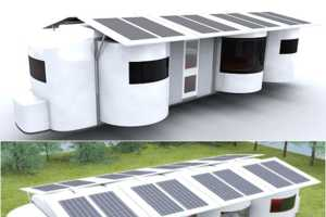 The 'Be Coc Mobile Home' Gives Back to Nature