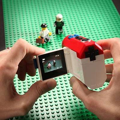 Building Block Camcorders - The LEGO Stop Animation Video Camera is not a Toy