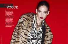 Tiger-Print Fashions
