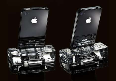 calypso crystal iphone docks
