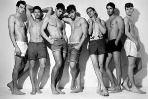 The Testosterone-Heavy Cristina Capucci 'Boys' Shoot for Slurp Magazine