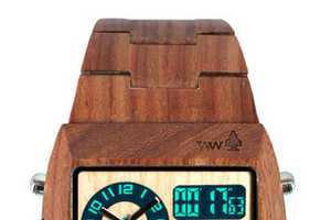 These WeWood Watches are a Fun Way to Go Natural