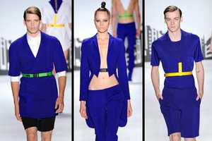 The Davidelfin Spring 2011 Collection is Regal and Fabulous