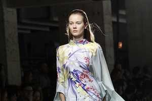Dries Van Noten Spring 2011 Brings Style from the Orient
