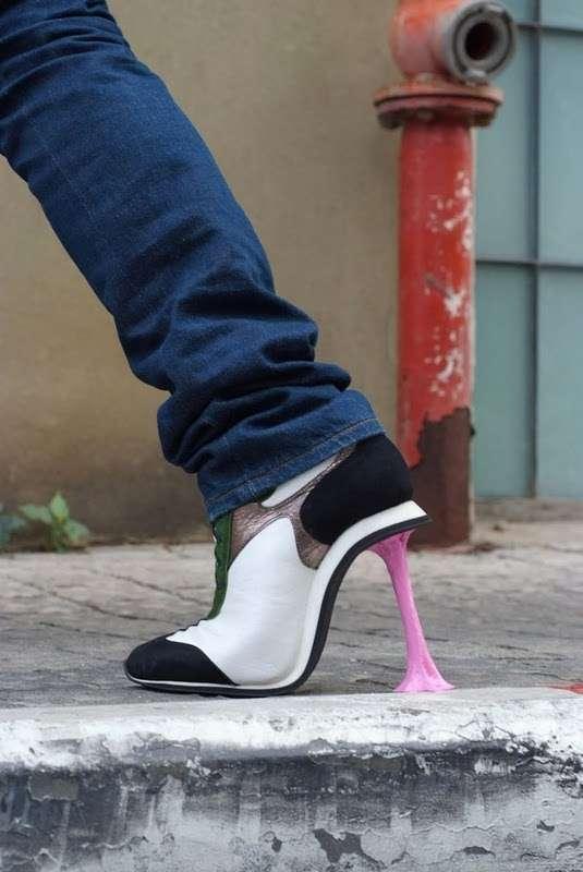 Gummy Stilettos