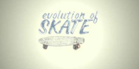evolution of skate