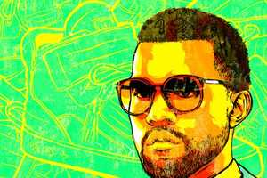 Christian San Jose Depicts Super Celebs in Vivid Colors