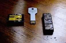 Glamorous USBs