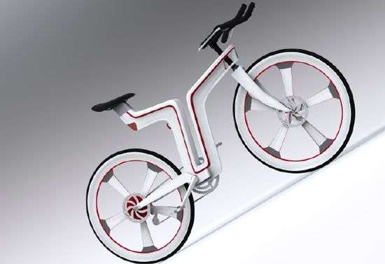 Foldable Electrified Bicycles