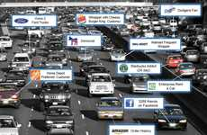 Social Networking License Plates - 'Bump' Utilizes License Plate Recognition to Connect