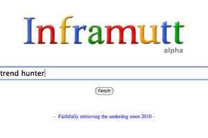 'Inframutt' is Google in Reverse, Listing Unpopular Results