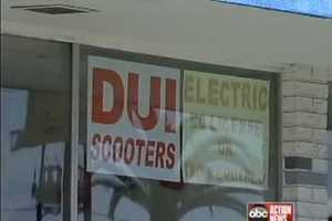 Sunset Scooters Offers 'DUI Scooters' to License-Less Drivers