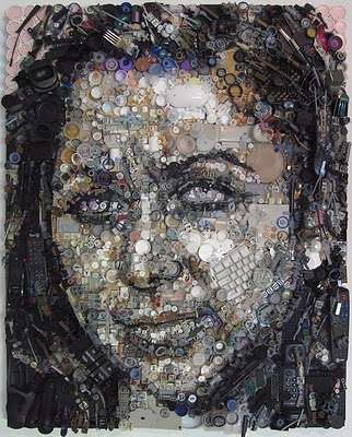 Junk Artistry - Zac Freeman Turns Trash Into Artistic Treasures