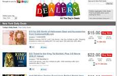One-Stop Deal Aggregators - Dealery Presents the City's Best Deals Without E-mail