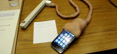 iPhone Umbilical Cord