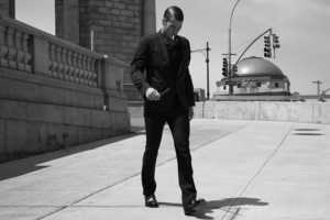 Travis Hanson Rocks the City Streets for Crush Magazine