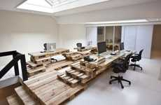 Wood Pallet Offices
