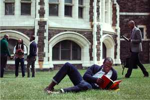 'The Black Ivy' Photo Series is a Tribute to the First All-Black Colleges