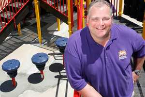 Darell Hammond and KaBOOM! Build Over 1,800 Playgrounds