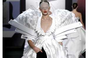 The Viktor & Rolf SS 2011 Collection is Immense and Intense