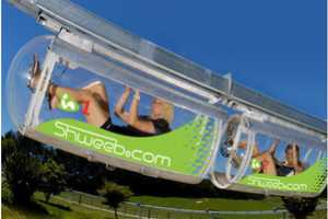 Shweeb Human-Powered Monorails Get Funding from Google