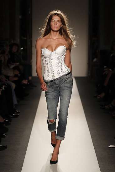 balmain spring 2011 collection