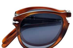 The Steve McQueen Persol 714 is a Flexible Pair of Shades