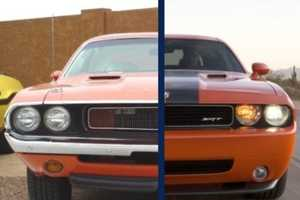 The 2011 Dodge Challenger is 1970s Style and 2011 Muscle Tech