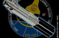 Star Wars Saber Bound For Space