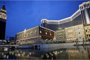 Macao Overtakes Vegas