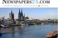 12,000 Newspapers, One Site - Newspaper24.com, Where The World Meets