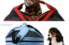 Mobile Pet Bed