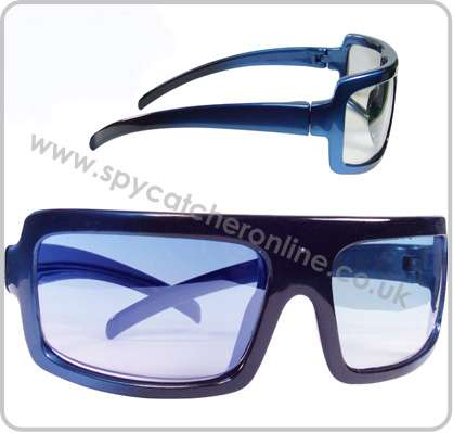 Video Camera Sunglasses - Stylish Shades Record What You See