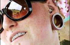 5 Odd Facial Piercings