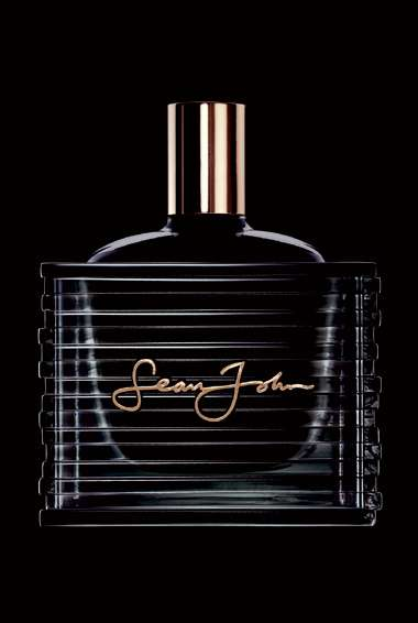 Champagne-Infused Fragrance - Sean John Bubbles With Luxury