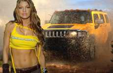 Fergie's Hummer On eBay