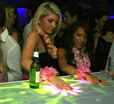 World's Most High Tech Bar - iBar at 24