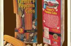 Microwaveable Cobs - Farmer's Popcorn
