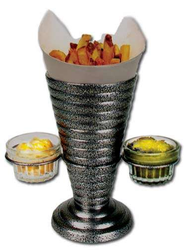 Fancy French Fry Holder