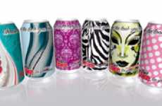Diet Coke Design Cans - Inspired By Irish Designers