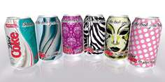 Diet Coke Design Cans