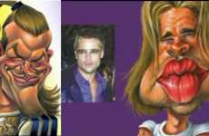 Celebrity Inspired Art
