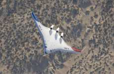 NASA's Experimental Air Crafts