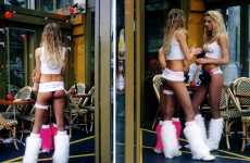 City of Amsterdam Buying Up Brothels; Plan to Convert to Retail