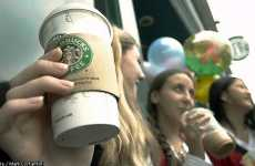 Starbucks Targets Youth