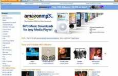 "Amazon.com Launches ""Amazon MP3"" Music Download Store"
